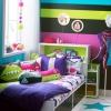 Уютная и функциональная детская комната