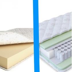 Наполнители для мягкой мебели: пружины или пенополиуретан?