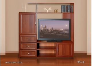 Тумба под ТВ-2 с ящиками