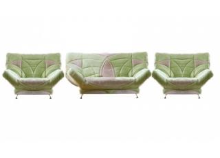 Комплект мягкой мебели Весна 3+1+1