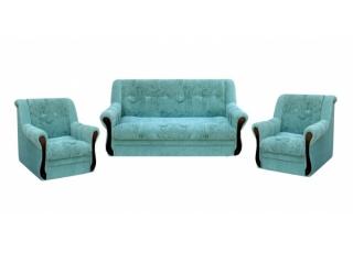 Комплект мягкой мебели Светлана 2+1+1