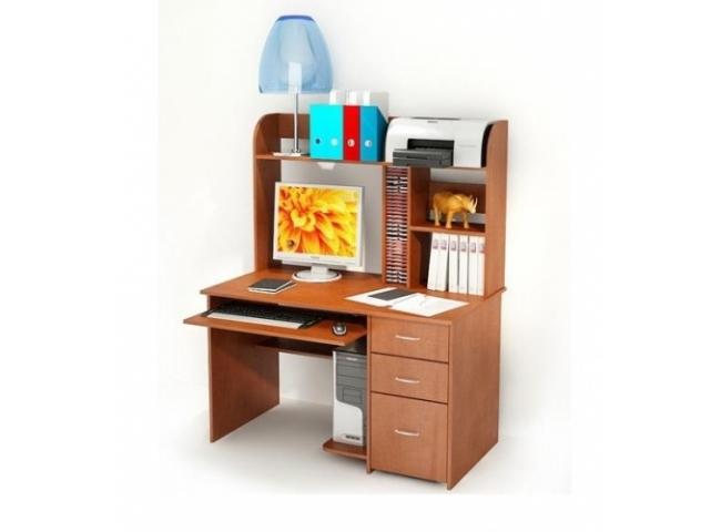 Продам компьютерный стол с тумбой с Ящиками 4 тысЯЧи и комод.