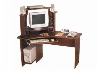 Компьютерный стол КС-14-1+КН-2