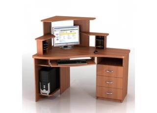 Компьютерный стол КС-14-2Т+КН3