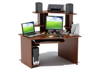 Компьютерный стол КСТ-05+КН-02