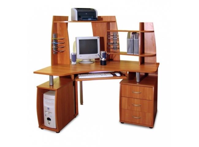 Компьютерный стол с надставкой пс 04.14.d (с надставкой вс 0.
