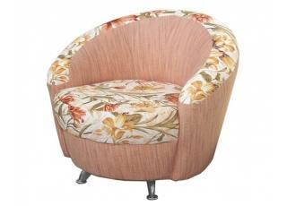 Кресло Виктория-1 (хром)