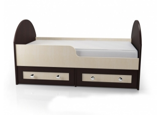 Кроватка Мебелайн-1