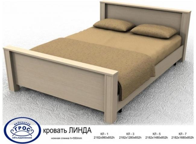 Кровать Линда-1