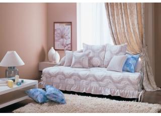 Круглая кровать Омега