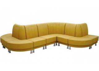 Модульный диван 10.09 вариант-1