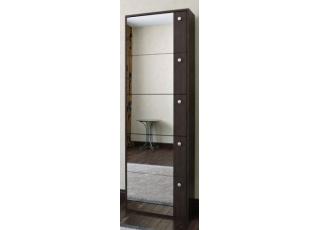Обувница с зеркалом Милан-28