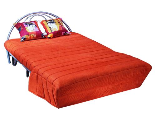 Икеа диван кровать аккордеон на металлокаркасе